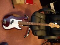 Fender Precision Electric Bass