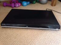 Toshiba DVD Video player with remote