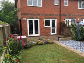 2 bed house with parking and within walking distance of Aylesbury town centre