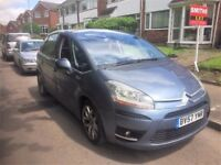 2007 citroen c4 picasso 5 exclusive 2.0 hdi automatic fully loaded bargain READ AD FULLY