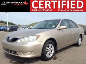 2006 Toyota Camry LE | REMOTE START | CRUISE | AC | NO ACCIDENTS