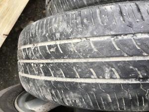 4 pneus 185/60r14