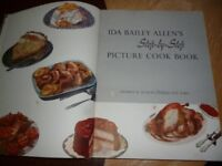 Step by Step Cook Book by Ida Bailey Allen