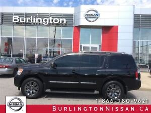 2015 Nissan Armada Platinum Reserve Edition *** ACCIDENT FREE **