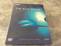 **Brand new**The Blue Planet - Special Edition 4 disc set