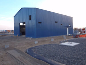 Turn Your Unusable Barn into a Steel Building in Sault Ste.Marie