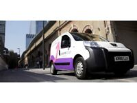 Van Couriers required to drive our Purple Pink and White Vans - Hertfordshire
