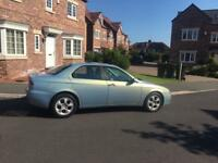 ALFA Romeo 156 2.4 JTD 20V LUSSO make offers