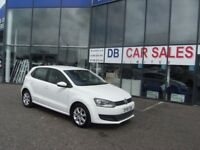 25k MILES!! 2010 10 VOLKS2WAGEN POLO 1.4 SE 5D 85 BHP **** GUARANTEED FINANCE **** PART EX WELCOME