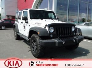 2015 Jeep Wrangler Unlimited SPORT  *** WILLYS ***