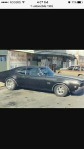 Wanted project car Oldsmobile 1969-73