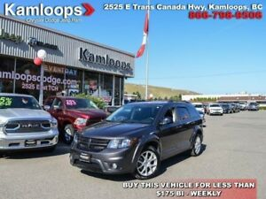 2016 Dodge Journey Limited  - Bluetooth -  Heated Seats