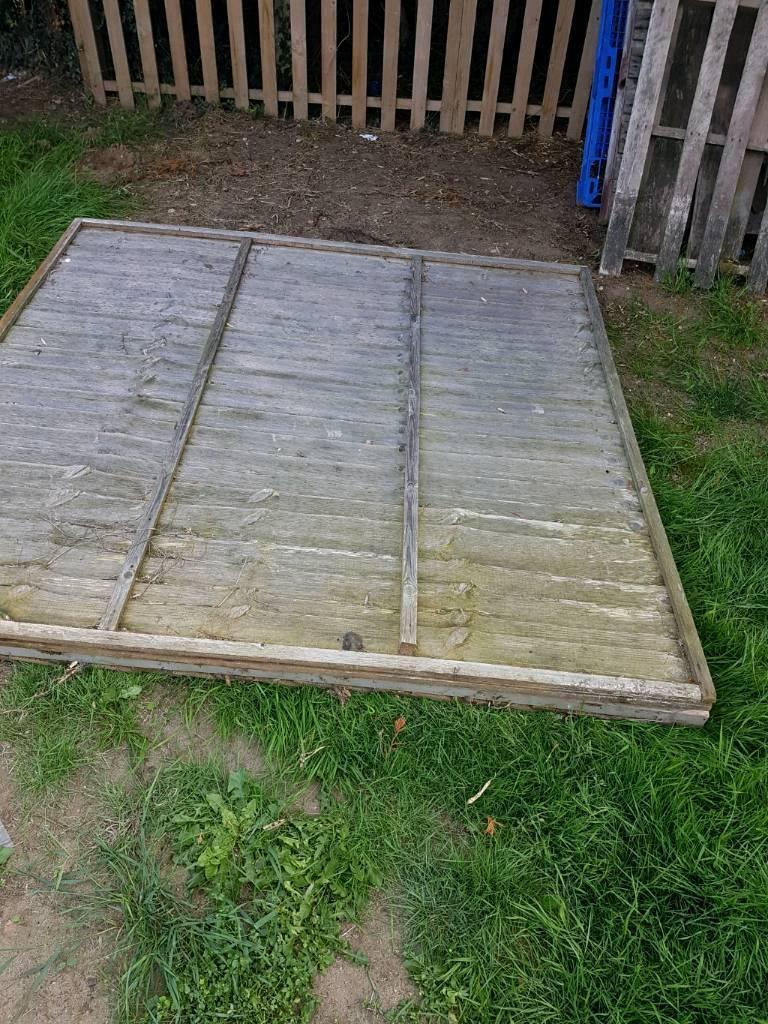 Fence panels wood in norwich norfolk gumtree fence panels wood norwich baanklon Choice Image