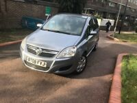 Vauxhall ZAFIRA CDTI 1.9 diesel clean in and out drives excellent