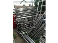 Scaffolding very good condition