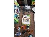 Skylanders for Xbox 360 starter packs for Superchargers,Trapteam,Swapforce and Giants