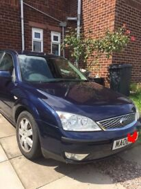 FOR SALE or SPARES AND REPAIRS Ford Mondeo, LONG MOT