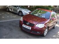 Volkswagen Polo, 1.4, 5 Doors, 2005, 3 Previous Keepers, Automatic