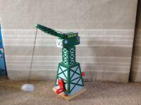 Wooden Thomas & Friends Cranky Crane