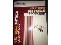 CfE Higher Physics textbook