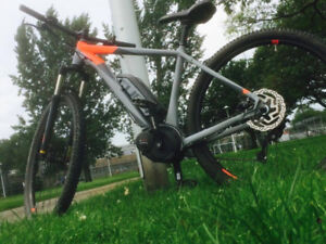 Cross country E-Bike Cube Reaction 2017 (Comme neuf) Bosch