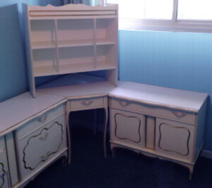 Rare Mid Century French Provincial Bedroom Set