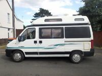 Rare opportunity - Auto Sleeper Symbol ES Campervan with 4 travelling seats