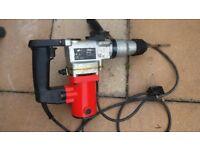 Heavy duty hammer drill