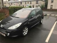 Peugeot 307 sw (station wagon )