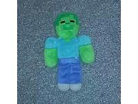 Mine craft teddy