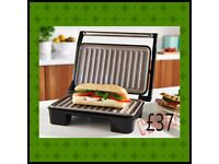 Healthy Grill And Panini Maker
