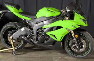 2009 Zx6r for sale or trade