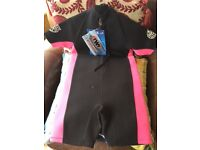 Child's Size12-13yrs Wetsuit, BNWT