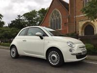 Fiat 500 1.2I LOUNGE / 1 OWNER / FULL SERVICE HISTORY