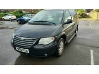 Chrysler Grand Voyager 2.8crd Automatic Limited