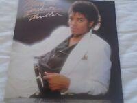 Michael Jackson LP Thriller Vinyl good condition