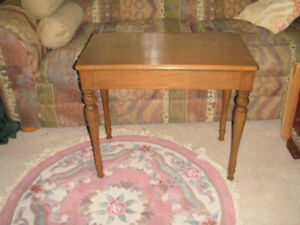 Accent Table with Storage