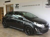 Vauxhall Corsa LIMITED EDITION (black) 2013-09-23