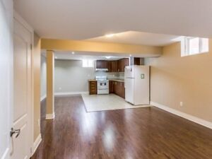 Basement with Sep Entrance& Sep Laundry for Lease Mount Pleasant