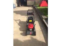 Honda HRX476 Hydrostatic Lawnmower
