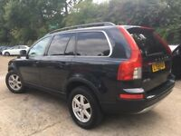 Volvo XC90 D5 ACTIVE 185BHP (grey) 2009