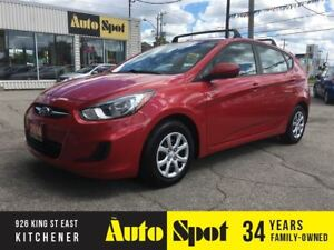 2014 Hyundai Accent GL/PRICED FOR A QUICK SALE!