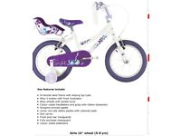 Raleigh Girl's Bike Songbird 16'