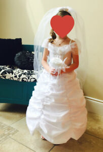 Bride' Costume - Fits size 4-6