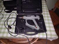Industrial glue gun