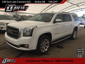 2017 GMC Yukon XL SLT SUNROOF, BOSE AUDIO, NAVIGATION