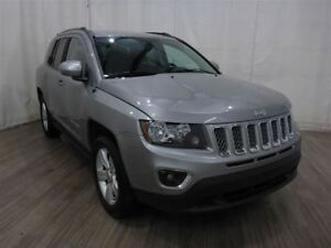 2016 Jeep Compass Sport/North Sunroof Bluetooth Heated Seats
