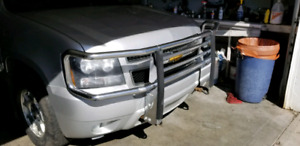 2007 to 2013 Chevrolet avalanche or other Chevrolet truck push b