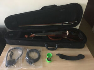 Stagg Electric Violin Beginner Set