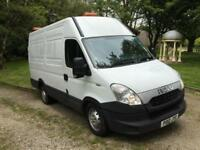 2012 IVECO DAILY High Roof Van 3300 WB